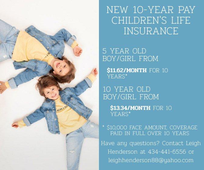 Child Life Insurance